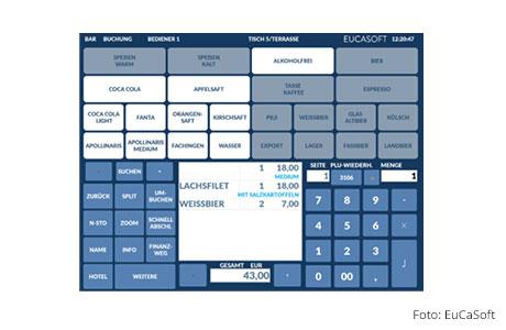 Köln Kasse - Kassensoftware EuCaSoft