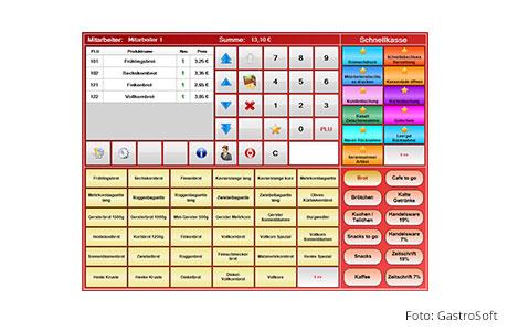Köln Kasse - Kassensoftware GastroSoft